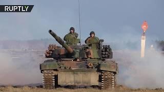 NATO holds Anakonda military drills in Poland
