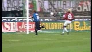 Stagione 1997/1998 - Milan vs. Inter (0:3) Highlights