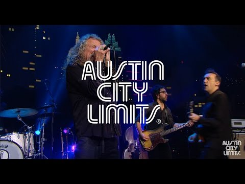 "Robert Plant on Austin City Limits ""Black Dog"""