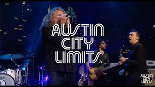"Robert Plant ""Black Dog"" on Austin City Limits"