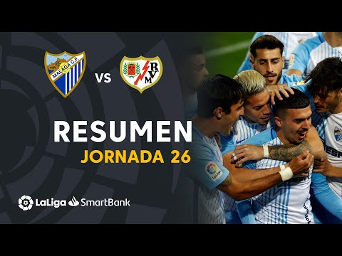 Malaga Vallecano Goals And Highlights
