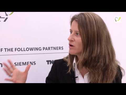 Ana Domingues, Portfolio Director for Global Utilities, CGI
