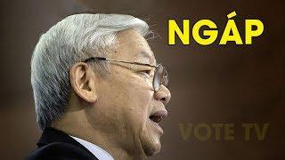 Tổng Bí Thư Nguyễn Phú Trọng biến mất bí ẩn, hiện đang ở đâu #VoteTv