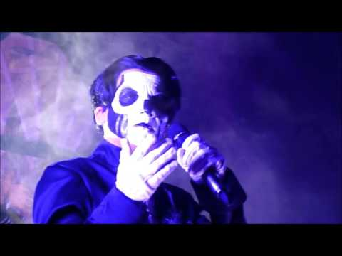 GHOST - Ghuleh / Zombie Queen - live @ Splendid Lille - 2016 02 01 - HQ