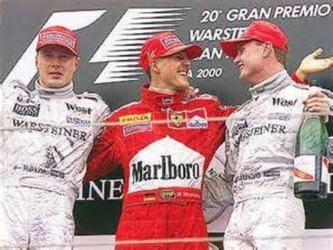Formula One 2000 Season Highlights - F1 2000 Review
