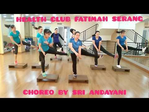 Havana remix - Step cardio dance workout