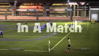 FIFA 12 : Corner To Scorpion Kick TUTORIAL! - (XBOX360/PS3)