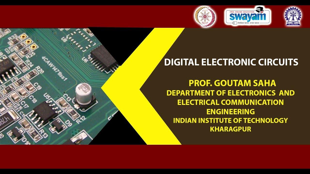 digital electronic circuits youtubeElectronic Circuit Youtube #3