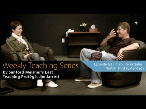 MEISNER TRAINED Episode 63: If You're in Sales, Watch This