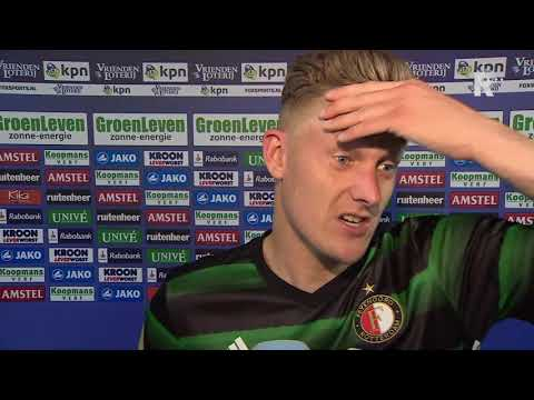 Jens Toornstra over de 3-2 uitzege van Feyenoord bij sc Heerenveen: 'Vaker dit seizoen gehad'