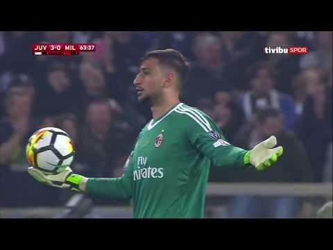 Juventus 4-0 Milan   İtalya Kupası Finali Özeti