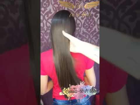 LISO PERFEITO COM UNIQ HAIR
