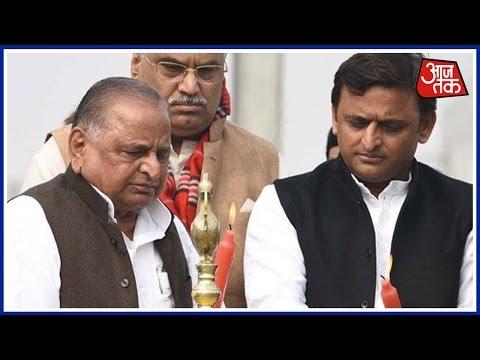 India 360: Samajwadi Party EC Reserves Its Order On 'Cycle' Symbol