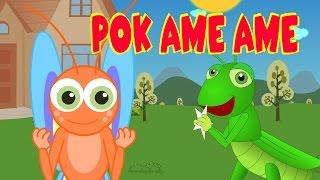 Pok ame ame + 6 lagu anak anak   Kumpulan   Medley 13 minutes   Lagu Anak TV