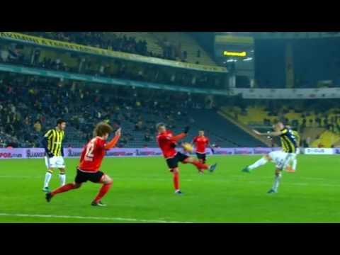 Fenerbahçe   Adanaspor 2 2 ÖZET GOLLERİ 15 01 2017