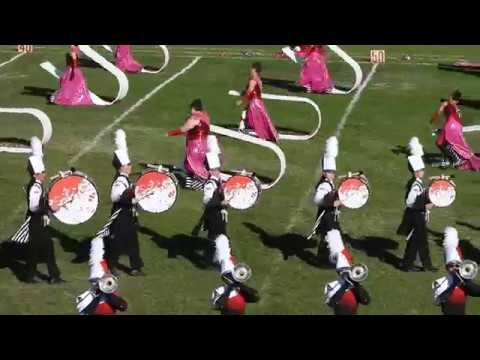 American Fork Marching Band September 22, 2018