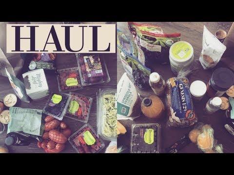 vegan gluten free organic & non processed grocery haul