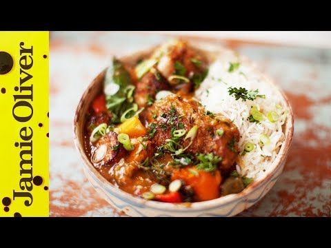 Spicy Meat Gumbo | DJ BBQ