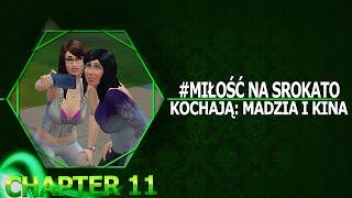 Miłość na Srokato czyli Madzia i Kina w The Sims 4 '11