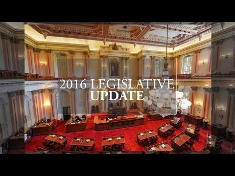 Sen. Holly Mitchell - Legislative Update 2016