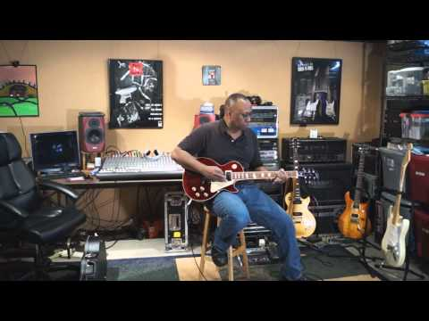 Gibson Les Paul Signature T guitar _ unboxing