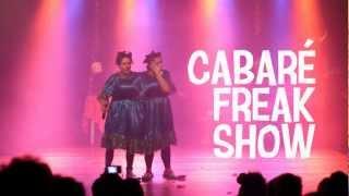 Teaser Cabaré Freak Show