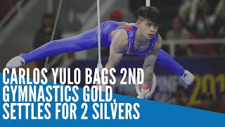 Sea Games 2019: Carlos Yulo (floor Exercise, Pommel Horse, Still Rings)