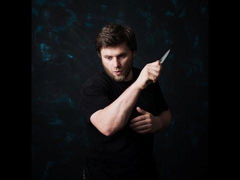 ножевой бой, техника базовых ударов