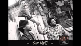 Naâman x Massy x Triple - She Wanti (Audio)