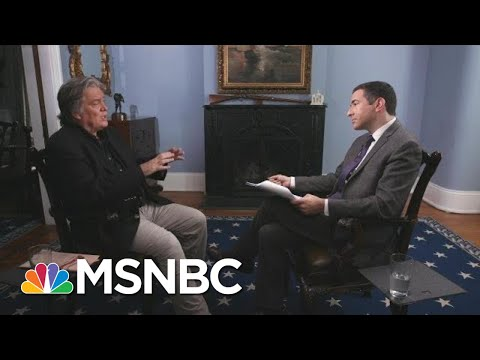 Watch Steve Bannon's Full Interview With MSNBC's Ari Melber | The Beat With Ari Melber | MSNBC