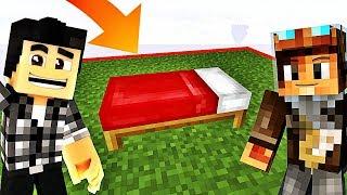 GAGNER UN BEDWARS SANS POSER DE BLOCS ?! | Minecraft Bed Wars