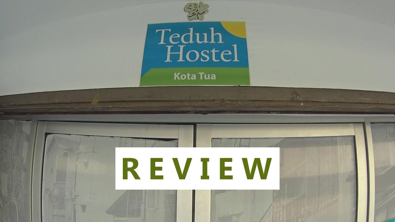 Teduh Kota Tua Hostel Review Jakarta Indonesia