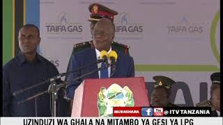 Rais Magufuli aikingia kifua Taifa Stars.