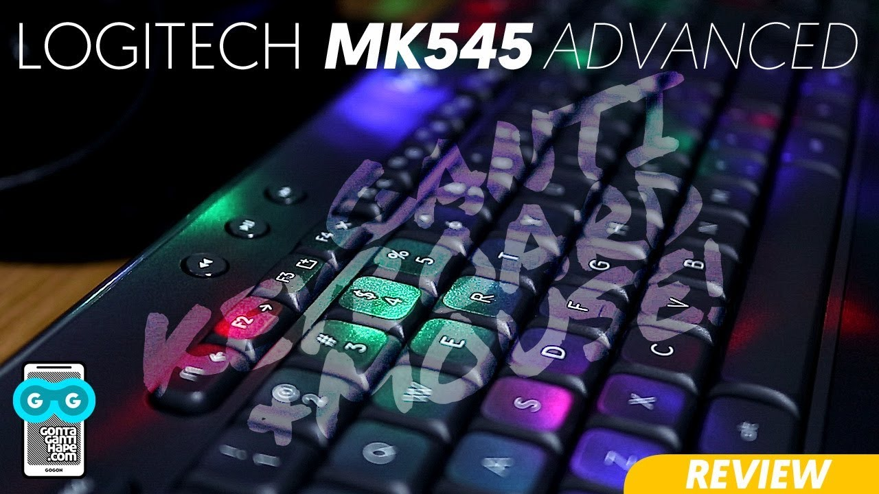 Tahun Ini Ganti Keyboard dan Mouse Wireless (Logitech MK545 Advanced)