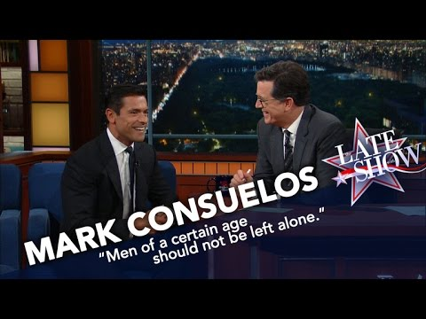 Mark Consuelos: Just Another 40-Year Old Driving Around With The Top Down