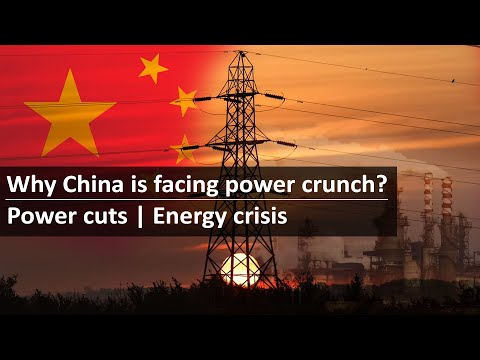 Why China is facing power cuts   Beijing Energy crisis, shortage