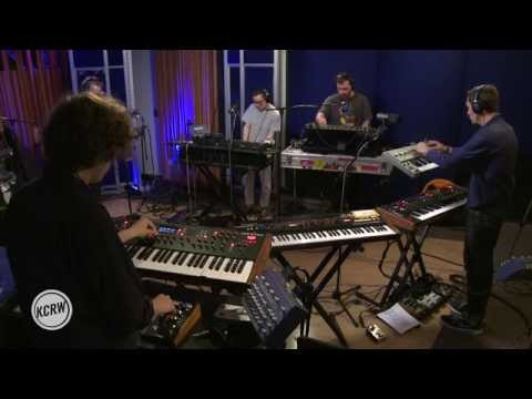 "Hot Chip performing ""Huarache Lights""  on KCRW"