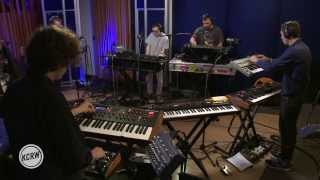 "Hot Chip performing ""Huarache Lights"" Live on KCRW"