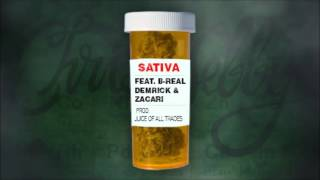 Chris Webby - Sativa (feat. B-Real, Demrick & Zacari)