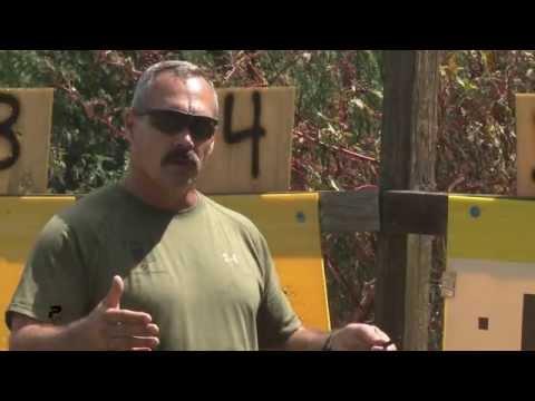 Law Enforcement Targets - Paul Howe on Paper Target Training