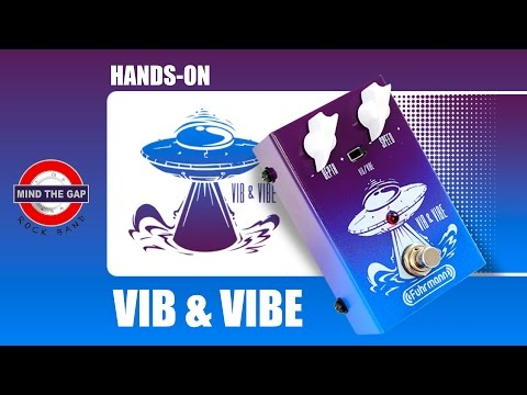 Fuhrmann Vib & Vibe // Hands-ON // Pink Floyd // David Gilmour // Review