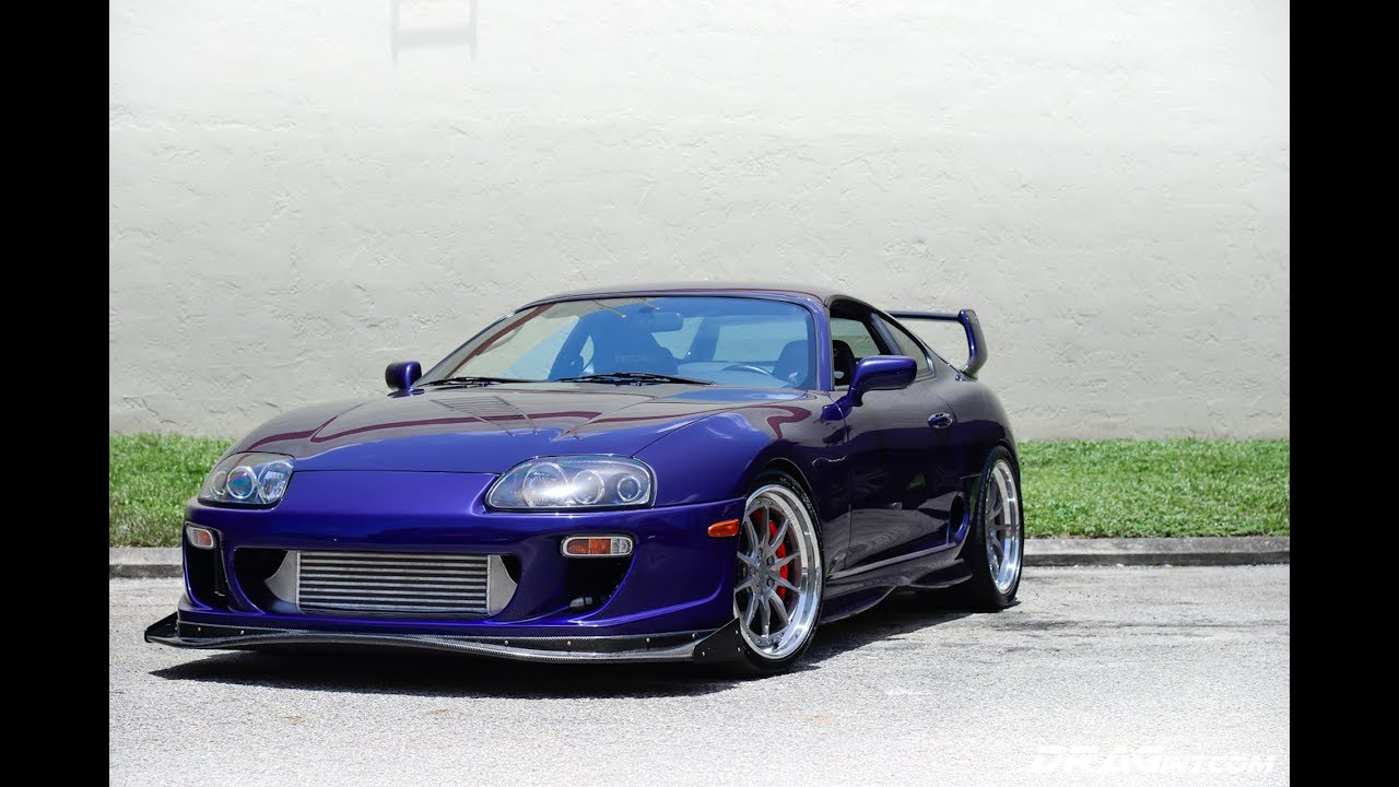 2fb6dbc631df DRAGint 1271HP Supra Start Up and Drive - YouTube