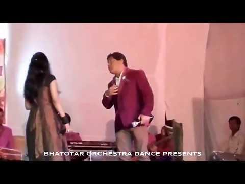Hairan Hoon Main Aap Ki Zulfon Ko Dekh Kar Evergreen Hindi Song Orchestra Dance Bhatotar 2016