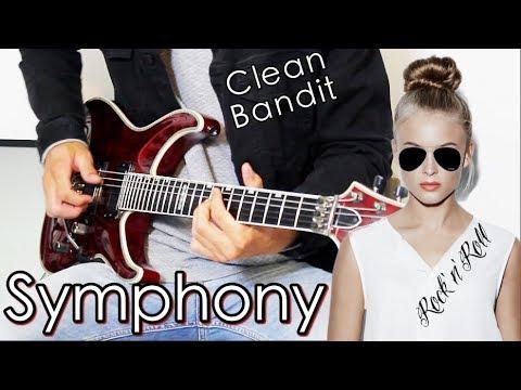 Symphony - Rock Guitar Goes Pop Cover - Clean Bandit ft. Zara Larsson