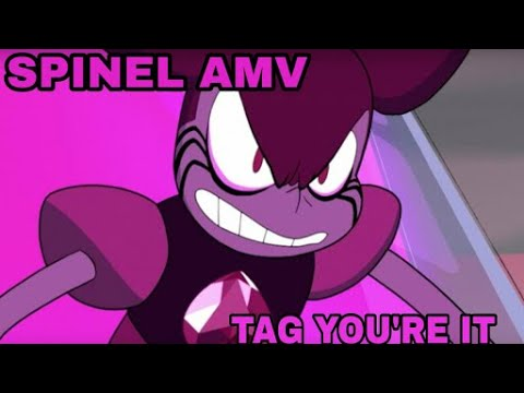 Steven Universe The Movie Spinel Amv-TAG YOU'RE IT