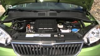 Mit Erdgasantrieb: Skoda Citigo G-Tec | Motor mobil