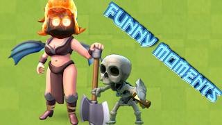 Funny Moments & Glitches & Fails #3 | Clash Royale |