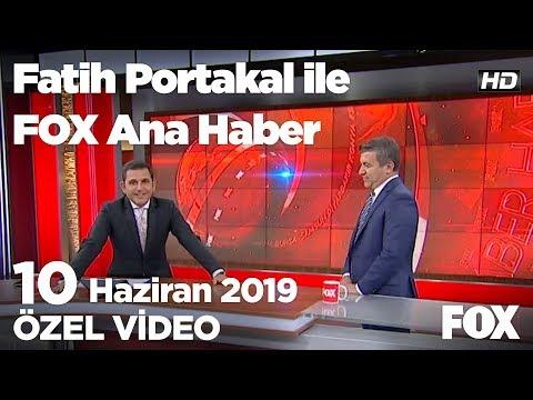 Küçükkaya: Benim için tarihi bir sorumluluk... 10 Haziran 2019 Fatih Portakal il
