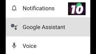 How To Disable Google Assistant On Your Android 10 Android Q Phones