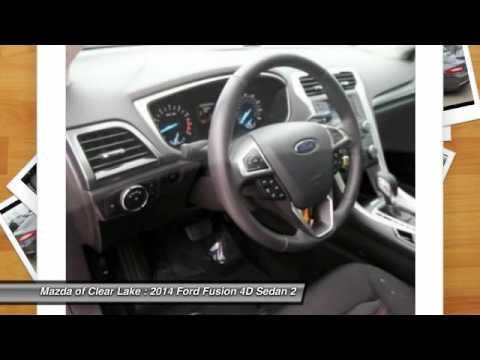 2014 Ford Fusion Webster TX PR305713